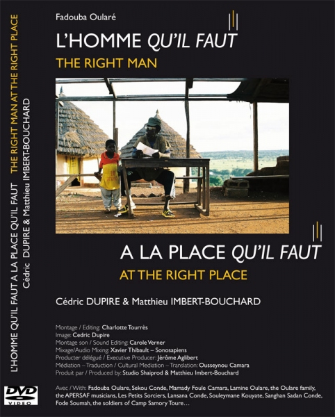 Fadouba DVD cover photo